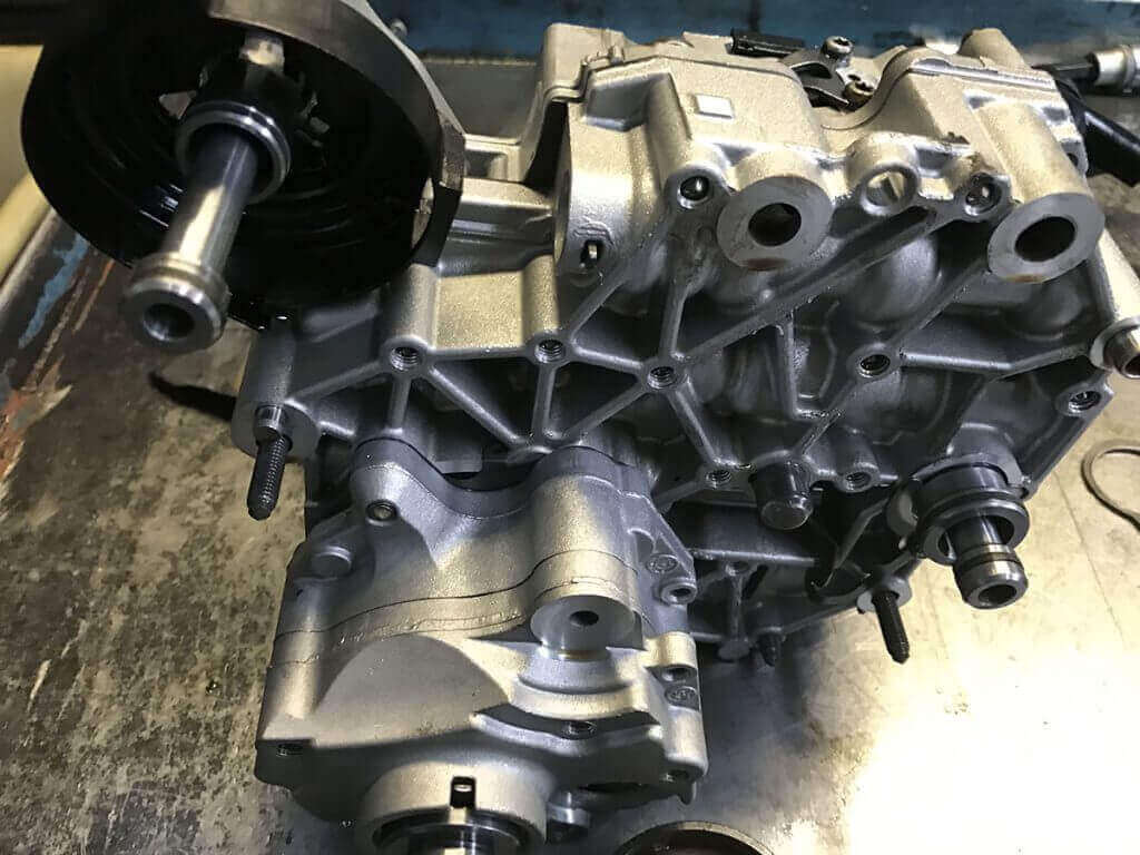 Nuovo motore per la rotazione - Servizio Rotazione Motori